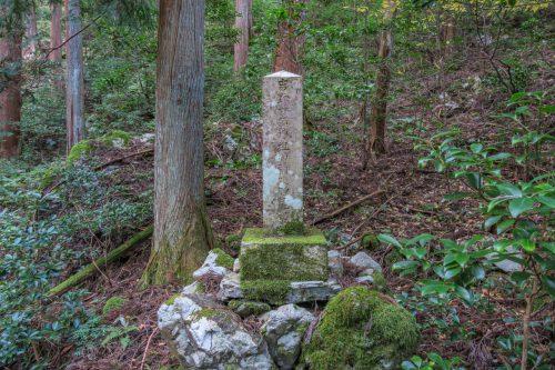 吉野周辺氏族の祖先である加弥比加尼(カミヒカネ)の墓