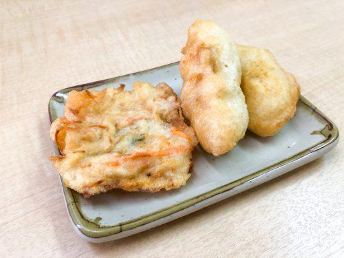 国仲食堂 天ぷら